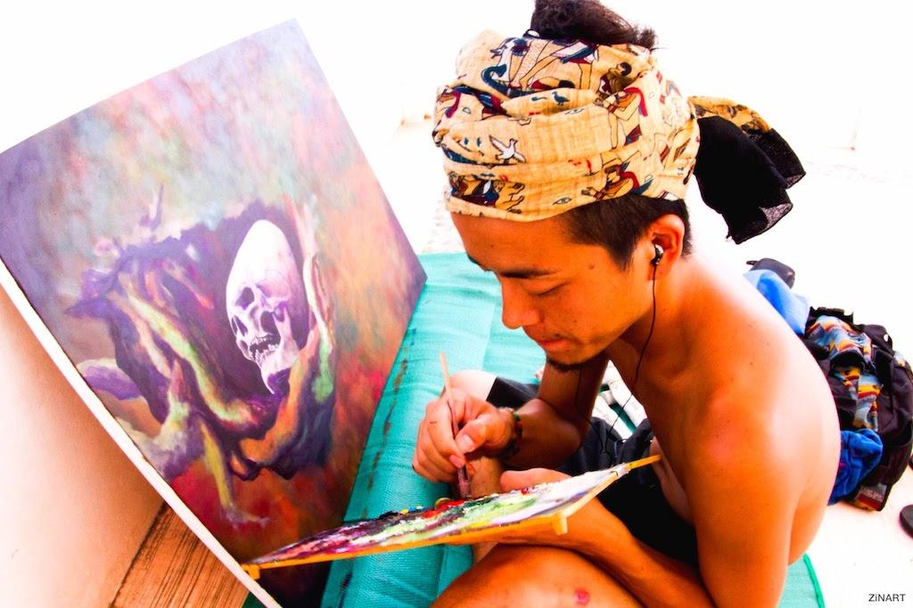 結局どこの国が一番絵で生活しやすいのか?日本はどうなの?旅する画家が導き出した答え。
