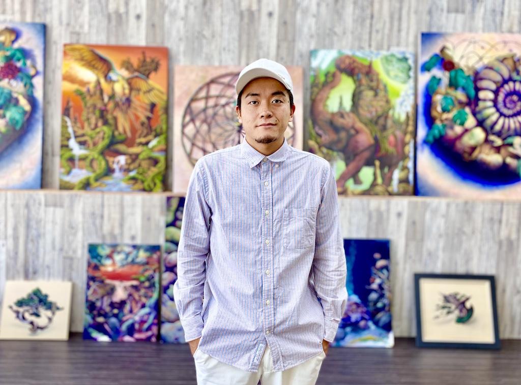 2020年は画家ZiNから芸術家ZiNへ進化します!!